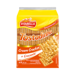 Cream Cracker Tostadinha