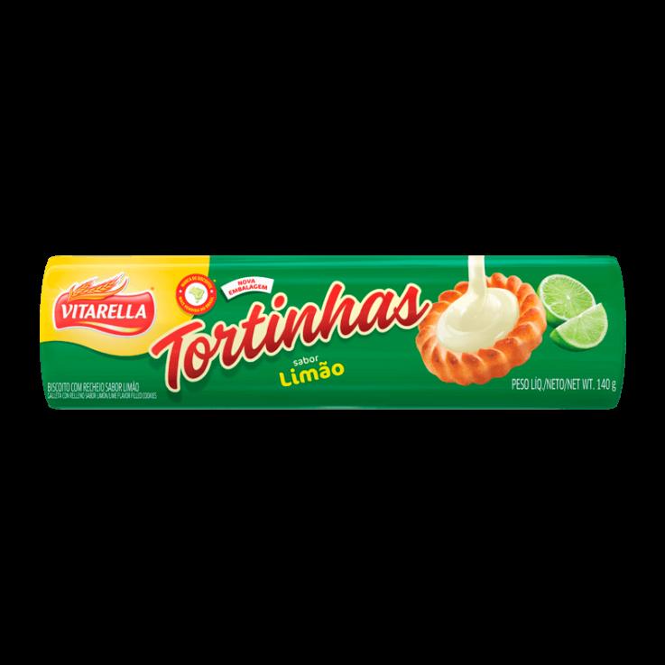 Tortinhas Limão