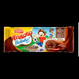 Bolinho Chocolate com recheio de Chocolate