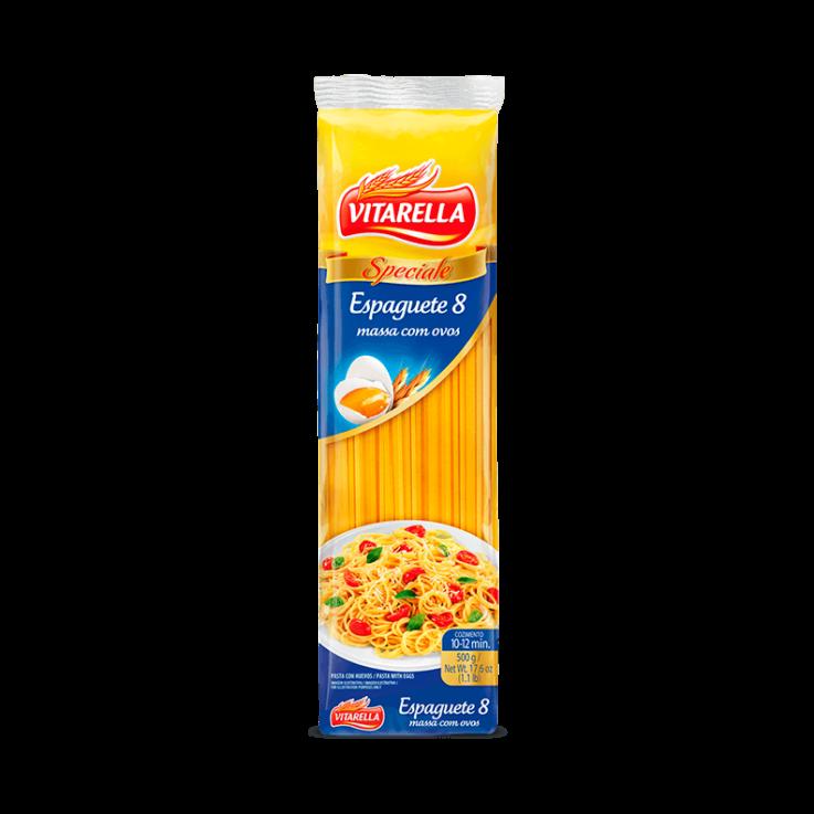 Espaghete com Ovos