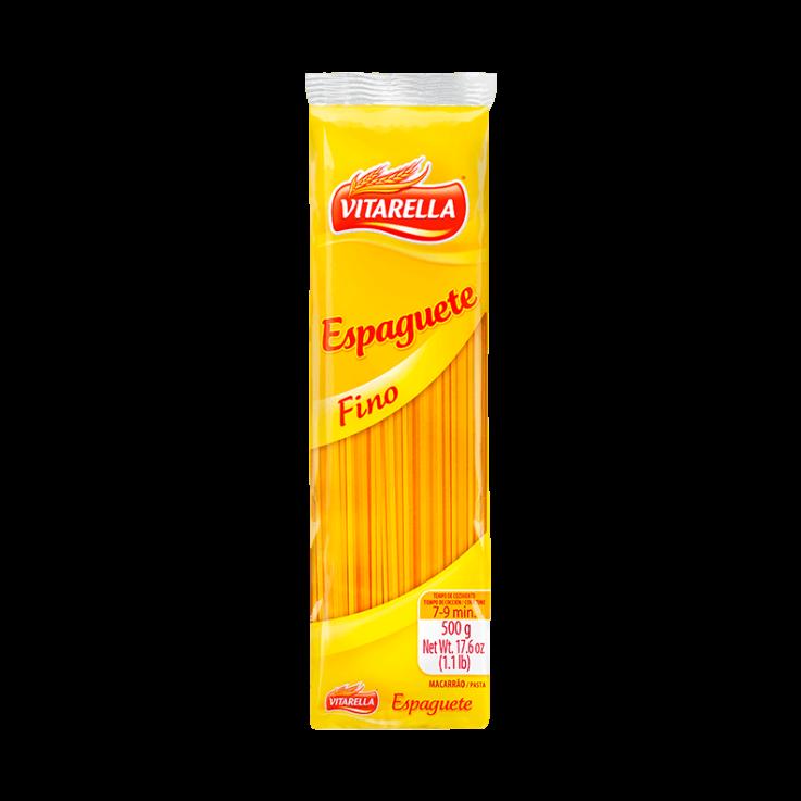Espaguete Fino