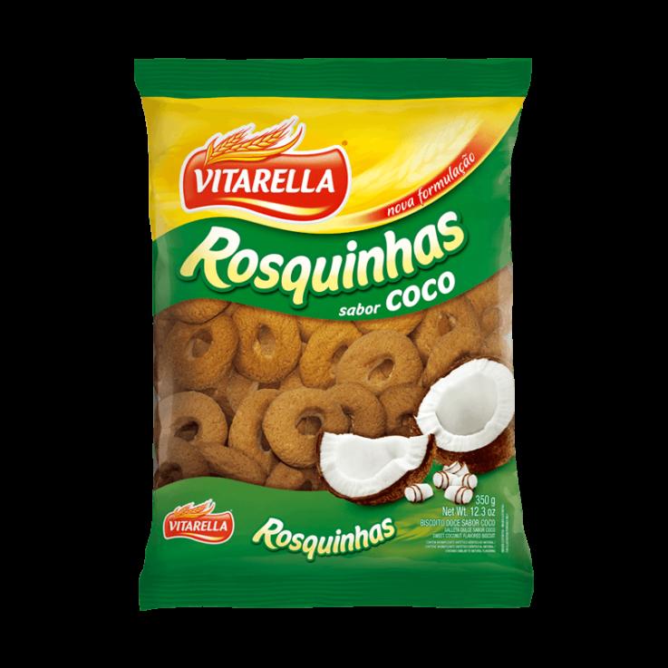 Rosquinhas Coco
