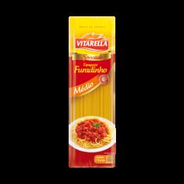 Speciale Espaguete Furadinho Médio