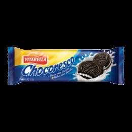 Chocoresco com Baunilha