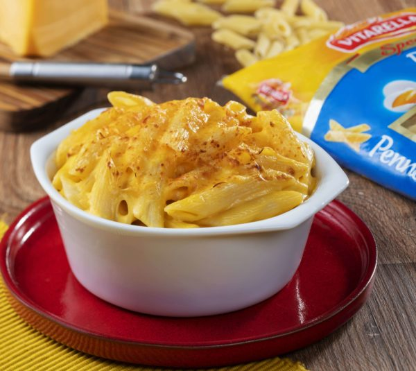 Penne com Ovos (Mac and Cheese)
