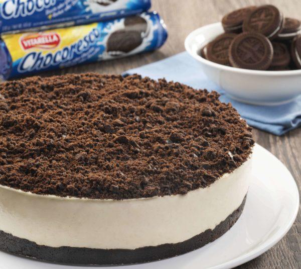 Cheesecake de chocoresco