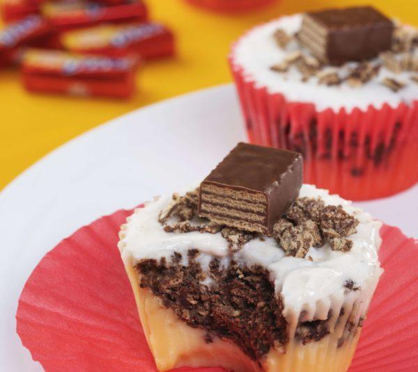 Cupcake de torta D-tone