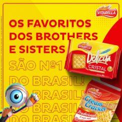 Os brothers já escolheram os seus favoritos e você? Qual é o seu produto preferido da...