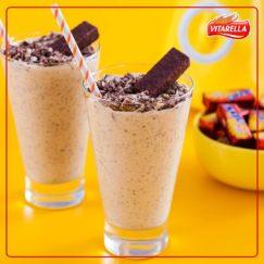 Se milkshake já é bom, imagina se for de D-Tone? Confira abaixo a receita e aproveite...