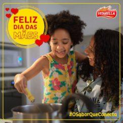Neste dia das mães, vamos conectar todo o nosso amor com ela, e fazer deste dia um dia...