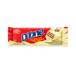 Wafer D-tone Chocolate Branco